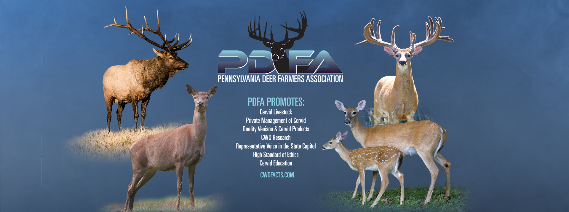 The Pennsylvania Deer Farmers Association | Preserve